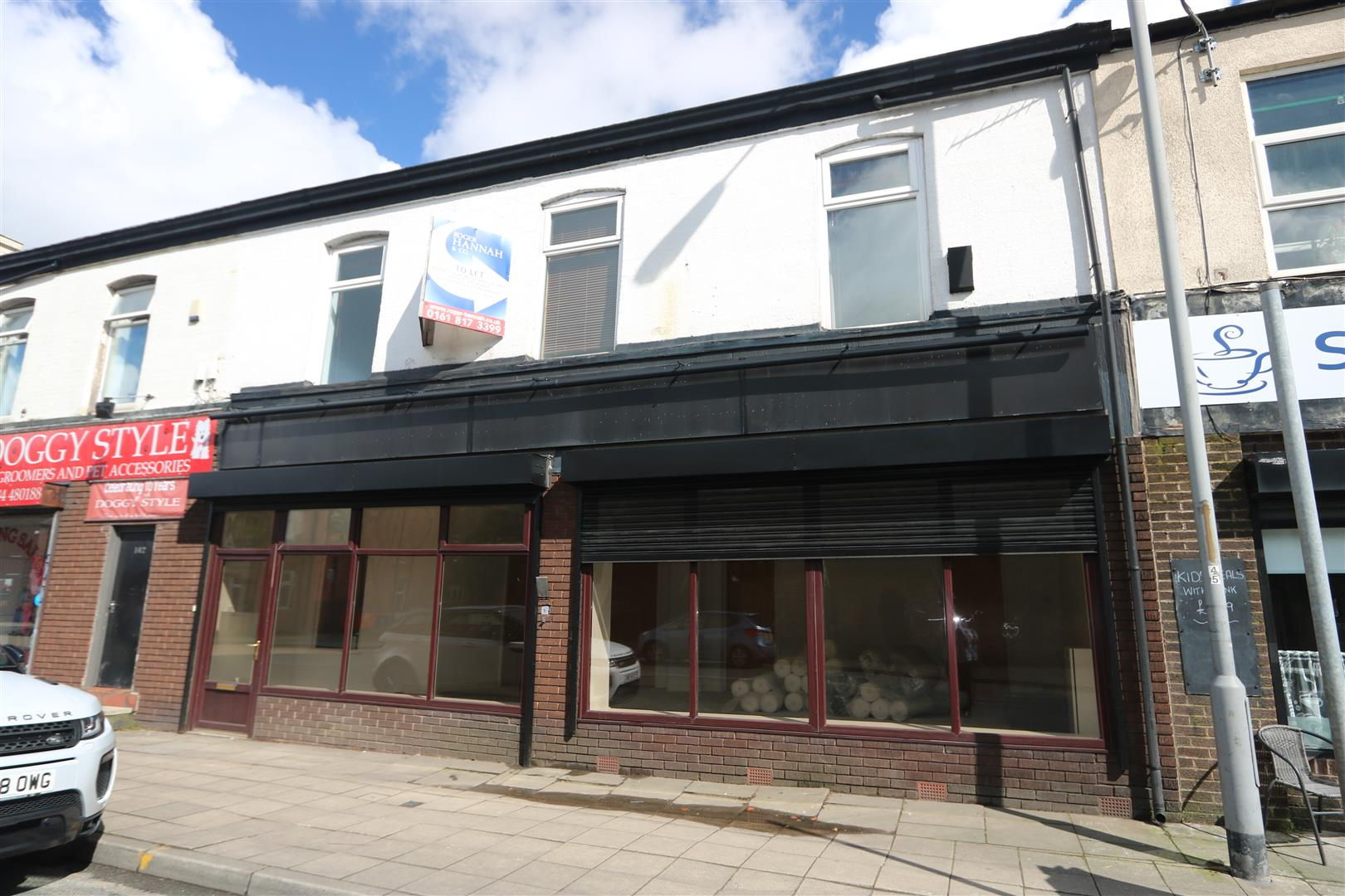 138-140 Bury New Road, Whitefield